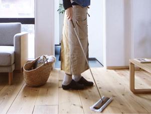 注文住宅のお手入れと掃除